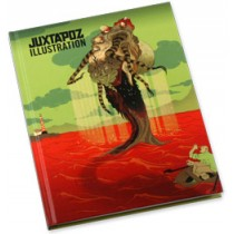 JUXTAPOZ - ILLUSTRATION BOOK