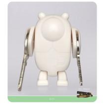 """KeyBotz™ DIY 2.5"""" (WHITE)"""