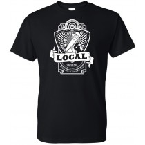 EDINBURGH LOCAL - LOCAL BEER T-SHIRT