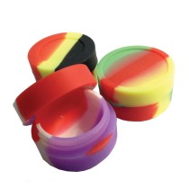 MINI ROUND 2ml SILICONE JAR