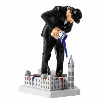 ROYAL DOULTON - NICK WALKER - VANDAL FIGURE