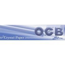 OCB CRYSTAL - KINGSIZE CELLULOSE
