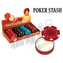 POKER CHIP STASH
