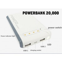 POWERBANK - 20,000