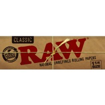 RAW CONNOISSEUR PAPERS 1.25 SIZE