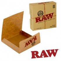 RAW - PARCHMENT PAPER - POUCH (20 PACK)