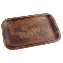 RAW - WOODEN ROLL TRAY