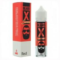 Red E-Liquid by Beard Colours 50ml