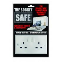 WALL SOCKET SECRET SAFE