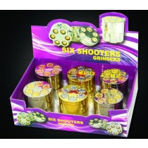 SIX SHOOTER GRINDER