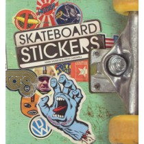 SKATEBOARD STICKER BOOK