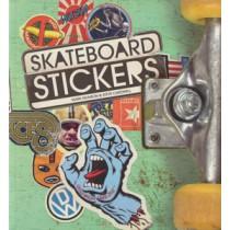 SKATEBOARD STICKER BOOK