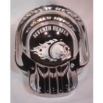 SKULL ASHTRAY - SEVENTH HEAVEN