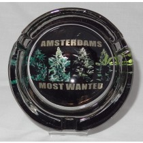 Small Round ASHTRAY - amsterdams most wanted