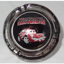Small Round ASHTRAY - need for weed amsterdam