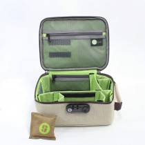 ProStash Lockable Smell-Proof Case (Hemp)