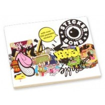 STICKER BOMB: Sticker Book Vol. 1