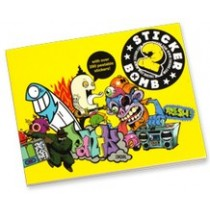 STICKER BOMB 2: Sticker Book Vol. 2