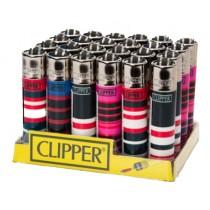 CLIPPER LIGHTER - STRIPES