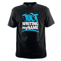 MONTANA - JUST WRITING MY NAME T-SHIRT