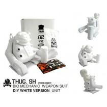 "THUG-SH STORMHAMMER DIY WHITE 8"""