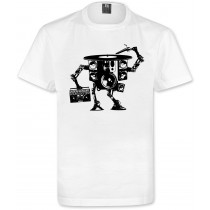 UNDERPRESSURE - SOUNDSYSTEM T-SHIRT (MEDIUM)