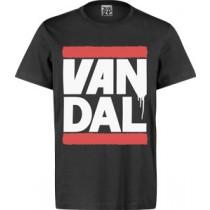 VANDAL WEAR T-SHIRT  -  VAN DMC