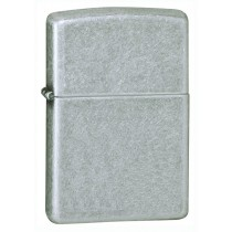 ZIPPO - ANTIQUE SILVER REGULAR (121FB)