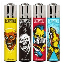 CLIPPER LIGHTER - ZOMBIE NATION
