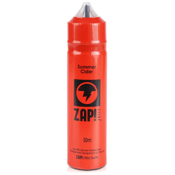 ZAP! LIQUIDS - 50ml - SUMMER CIDER