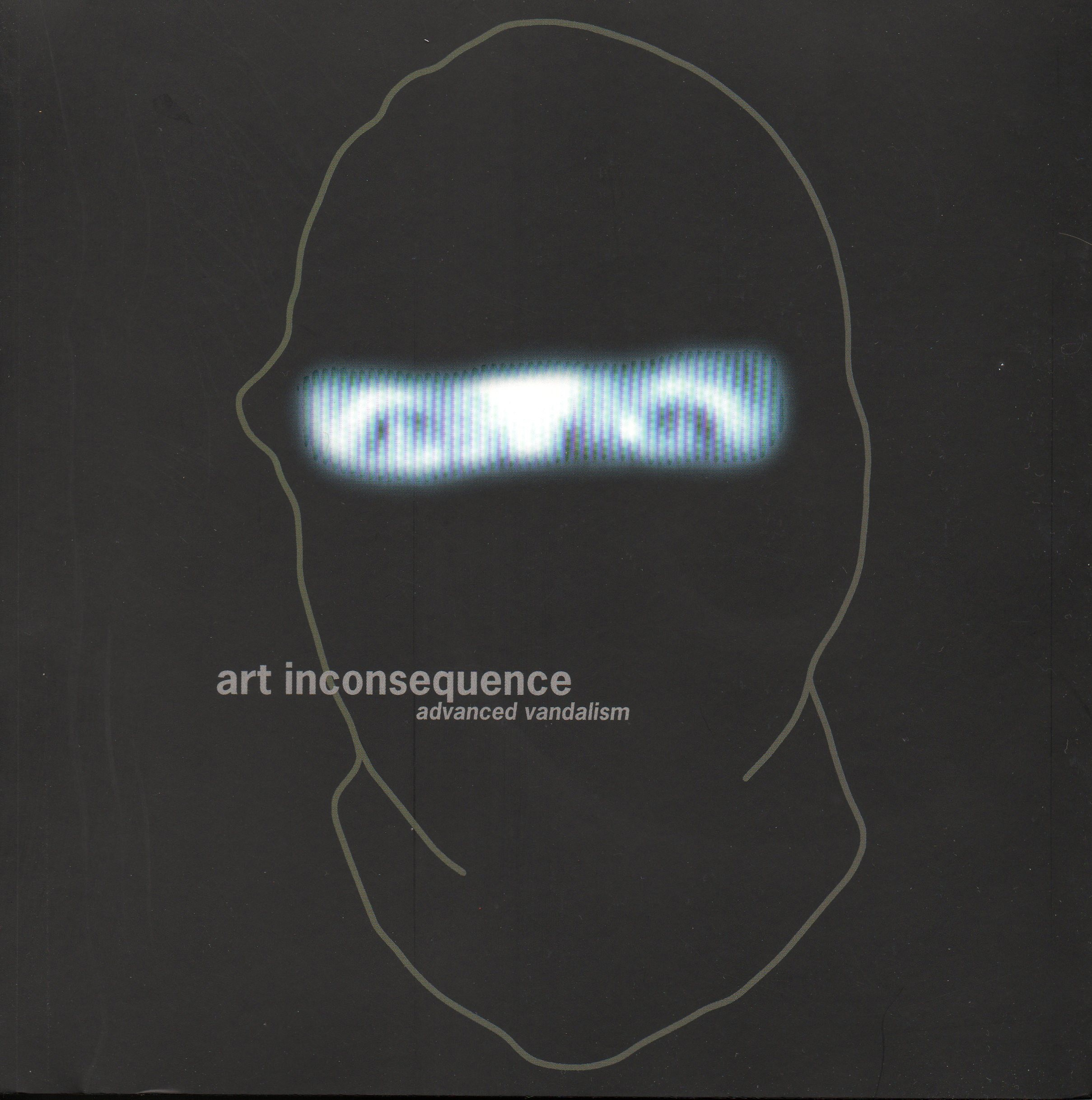 ART INCONSEQUENCE - BOOK
