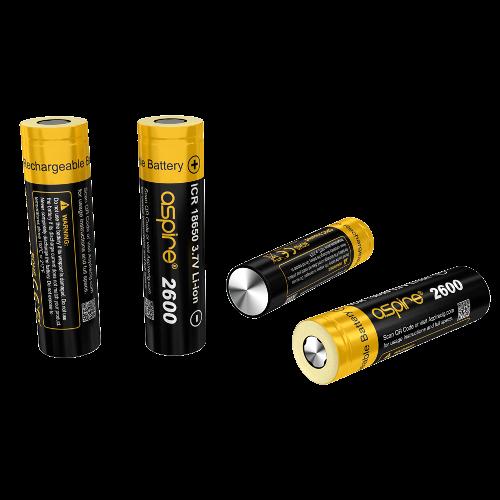 Aspire - 18650 (2600mah) Battery