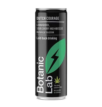 BOTANIC LAB - DUTCH COURAGE CBD DRINK