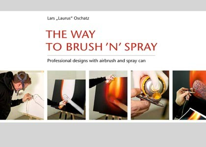 THE WAY TO BRUSH N SPRAY (BOOK)