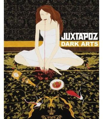 JUXTAPOZ - DARK ARTS BOOK