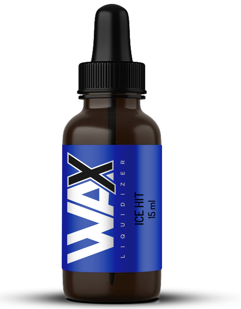 WAX LIQUIDIZER 15ml - ICE HIT