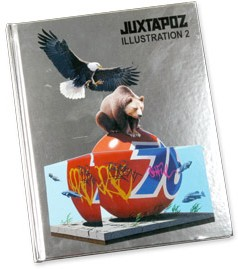 JUXTAPOZ - ILLUSTRATION BOOK 2