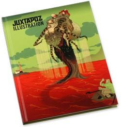 JUXTAPOZ - ILLUSTRATION BOOK