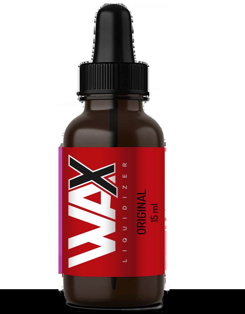WAX LIQUIDIZER 15ml - ORIGINAL FLAVOUR