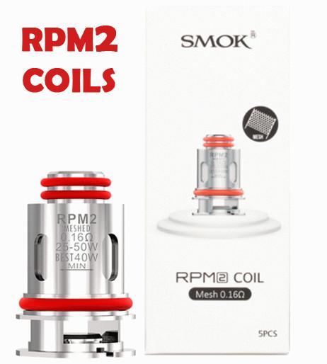 SMOK COILS - RPM2 COIL O.6 MTL COIL