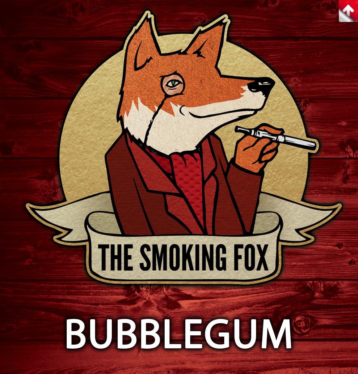 SMOKING FOX 10ml - BUBBLEGUM
