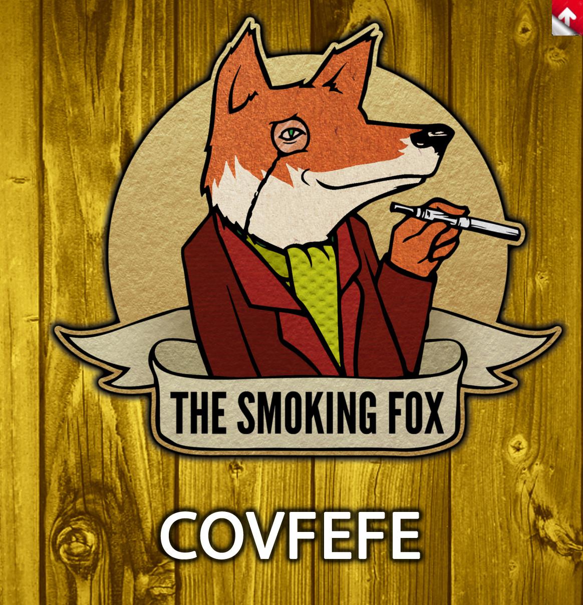 SMOKING FOX 10ml - COVFEFE