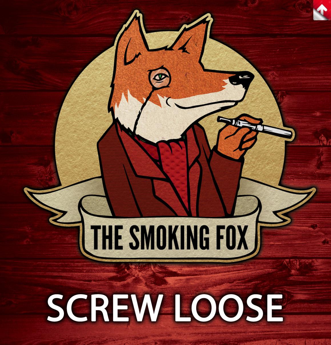 SMOKING FOX 10ml - SCREW LOOSE