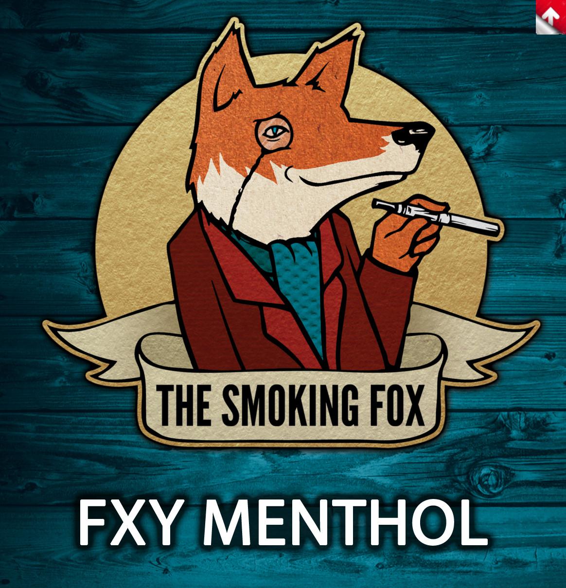 SMOKING FOX 10ml - FXY MENTHOL