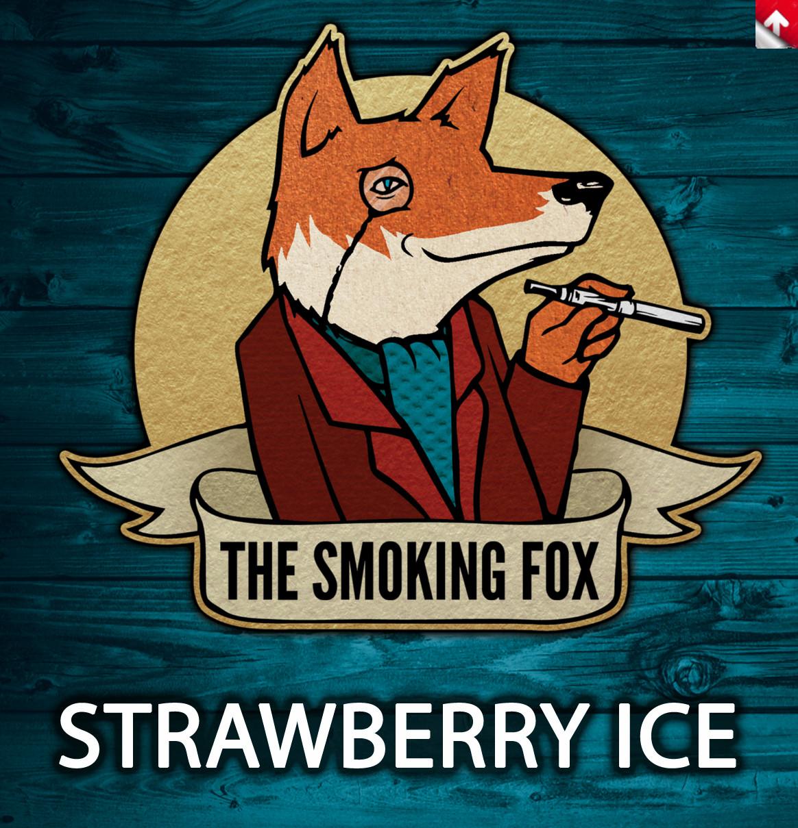 SMOKING FOX 10ml - STRAWBERRY ICE