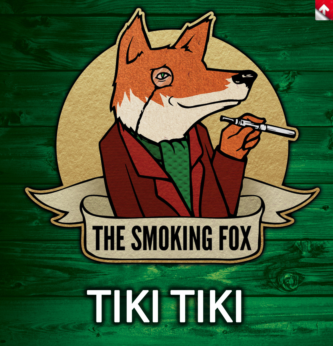SMOKING FOX 10ml - TIKI TIKI