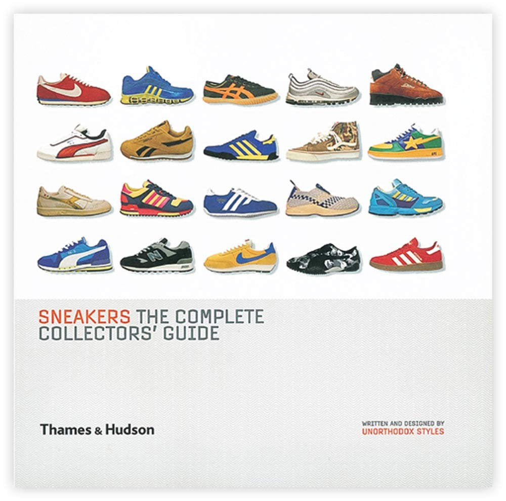 SNEAKERS - THE COMPLETE BOOK