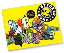 STICKER BOMB 2: Sticker Book Vol. 2