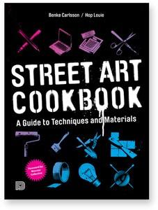 Streetart Cookbook - Softcover Book