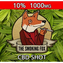 THE SMOKING FOX - CBD VAPE - 1000mg